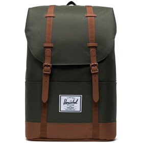 Herschel Retreat Rugzak 19,5l, forest night